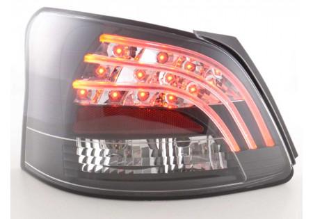 fanali posteriori LED Toyota Yaris Vios anno di costr. 08- nero AC-CBRLXLTY011003