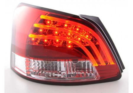 fanali posteriori LED Toyota Yaris Vios anno di costr. 08- rosso/chiaro