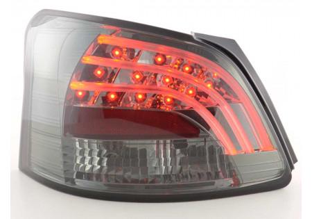 fanali posteriori LED Toyota Yaris Vios anno di costr. 08- nero AC-CBRLXLTY011009