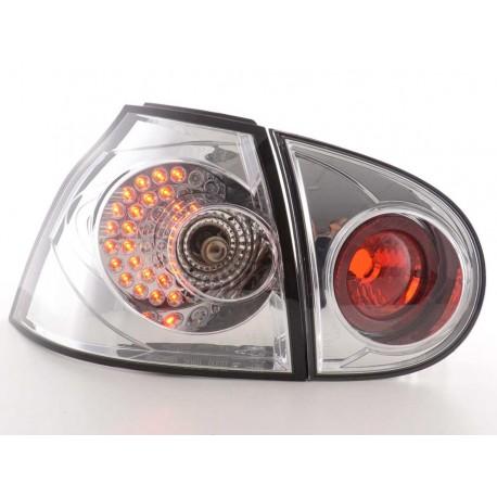 Led fanali posteriori VW Golf 5 Variant tipo 1KM anno di costruzione 07-09 chiaro/rosso