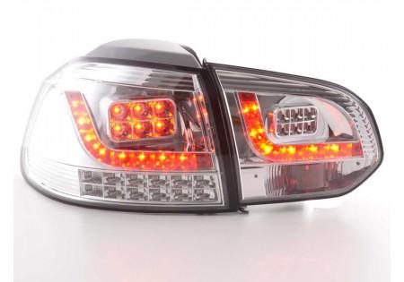 Led fanali posteriori VW Golf 6 tipo 1K anno di costruzione 08- nero
