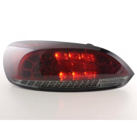 Led fanali posteriori VW Scirocco 3 tipo 13 anno di costruzione 08- rosso/nero