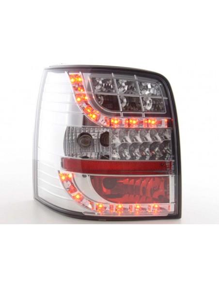 fanali posteriori LED VW Passat 3B Variant anno di costr. 97-00 cromati