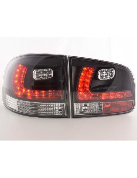 fanali posteriori LED VW Touareg tipo 7L anno di costr. 03-09- nero