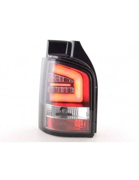 fanali posteriori LED VW T5 anno di costr. 03-10 nero