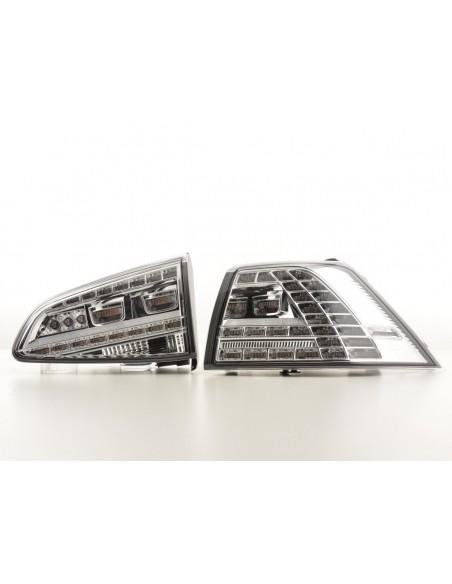 fanale posteriore a LED per VW Golf 7 anno di costr. 2012 chrom