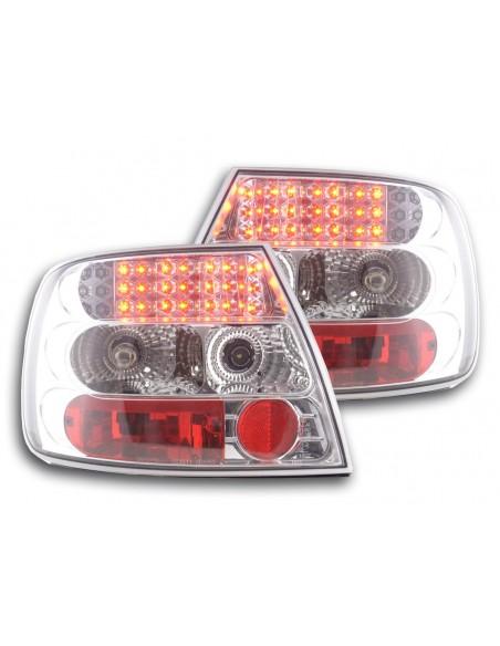 fanale posteriore a LED per Audi A6 limousine (tipo 4B) anno di costr. 97-03 nero