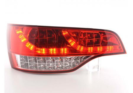 fanale posteriore a LED per Audi Q7 (tipo 4L) anno di costr. 06- cromato AC-CBRLXLAI010031