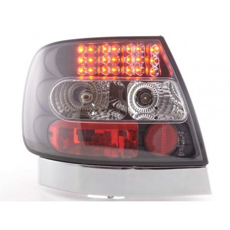 fanale posteriore a LED per Audi A4 limousine (tipo B5) anno di costr. 95-00 chiaro/rosso