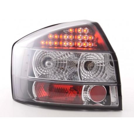 fanale posteriore a LED per Audi A4 limousine (tipo 8E) anno di costr. 01-04 chiaro/rosso
