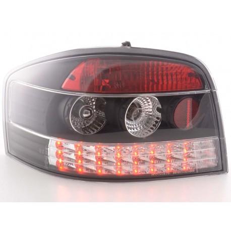 fanale posteriore a LED per Audi A4 Avant (tipo 8E) 01-02 chiaro/rosso