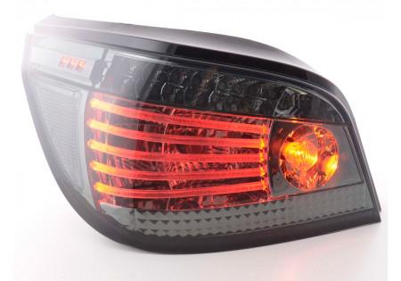 fanale posteriore a LED per BMW serie 5 limousine (tipo E60) anno di costr. 03- chiaro/rosso