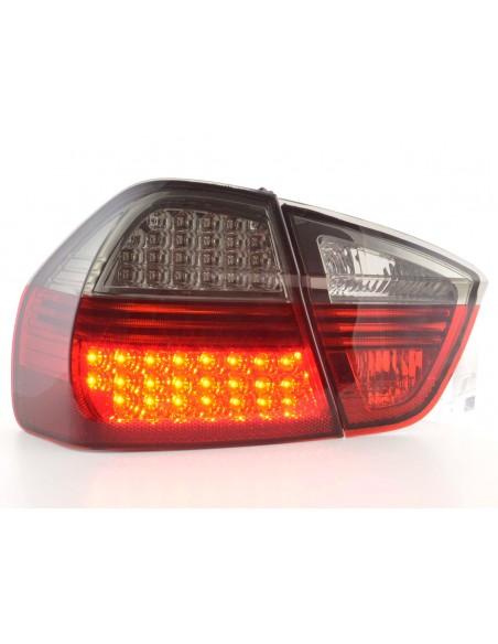 fanale posteriore a LED per BMW serie 3 limousine (tipo E90) anno di costr. 05-08 chiaro/rosso