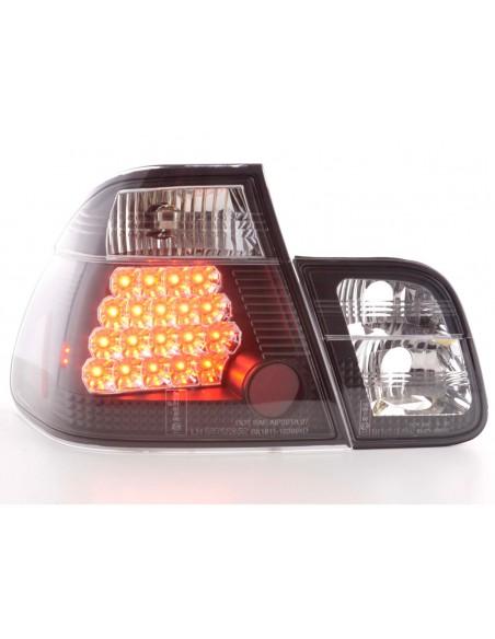 fanale posteriore a LED per BMW serie 3 limousineunsine (tipo E46) anno di costr. 98-01 chiaro/rosso