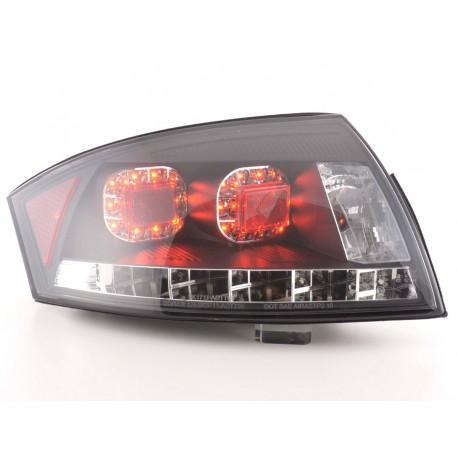 fanale posteriore a LED per BMW serie 1 (tipo E87) anno di costr. 04- nero