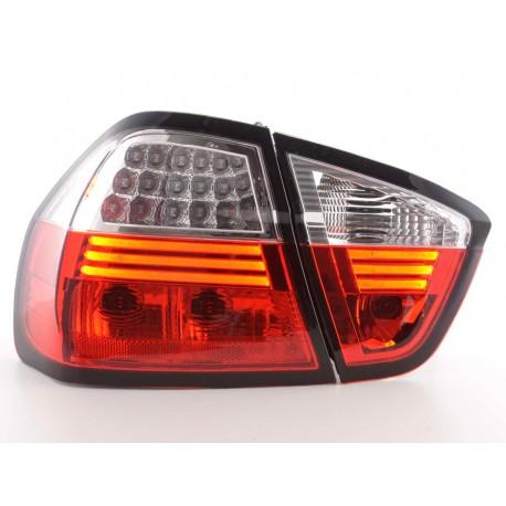fanale posteriore a LED per BMW serie 5 (tipo E34) anno di costr. 88-94 nero