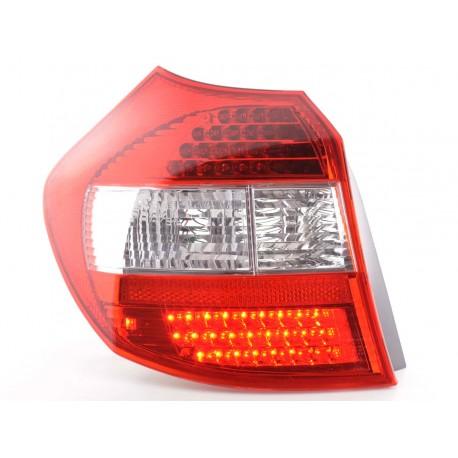 fanale posteriore a LED per BMW serie 3 Compact (tipo E36) anno di costr. 94-99 chiaro/rosso