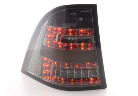 fanale posteriore a LED per Mercedes Benz classe M (tipo W163) anno di costr. 98-05 chiaro/rosso