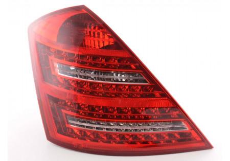 fanale posteriore a LED per Mercedes-Benz classe S (221) anno di costr. 05-09- rosso/chiaro
