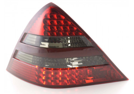 fanale posteriore a LED per Mercedes-Benz SLK (170) anno di costr. 96-04- rosso/nero