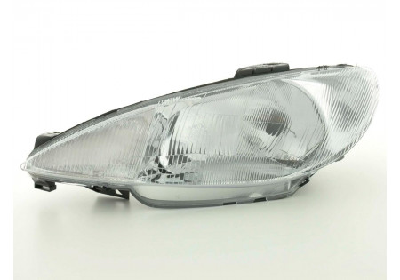fanale posteriore a LED per Ford Focus Turnier (DAW/DBW/DFW/DNW/DB1/DA1) anno di costr. 98-04 chiaro/rosso