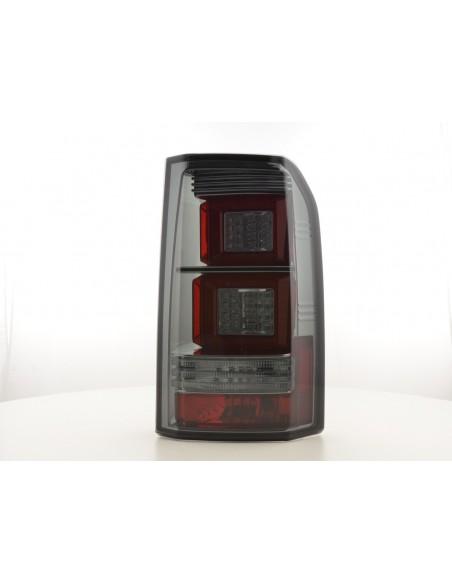fanale posteriore a LED Land Rover Discovery 3 anno di costr. 04-09 nero