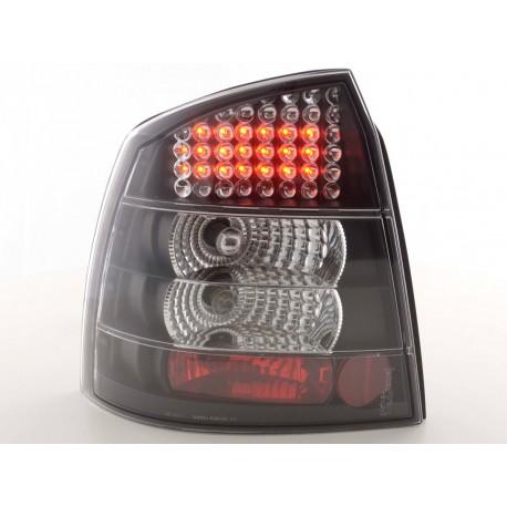 fanale posteriore a LED per Opel Astra (tipo G) 3/5 porte anno di costr. 98-03 chiaro/rosso