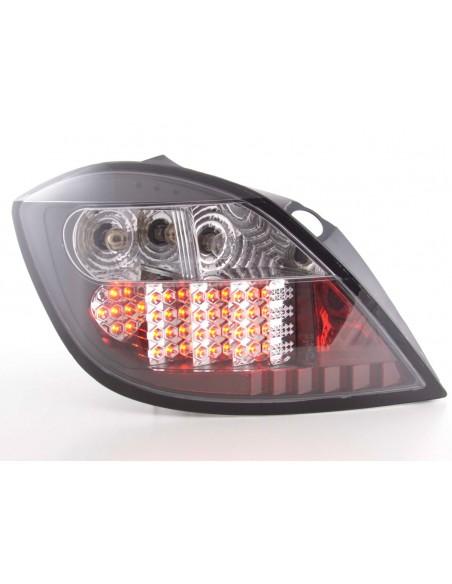 fanale posteriore a LED per Opel Astra 5 porte (tipo H) anno di costr. 04- cromato