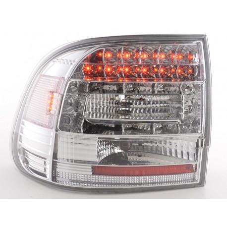 fanale posteriore a LED per Porsche Cayenne (tipo 955) anno di costr. 02-06 nero