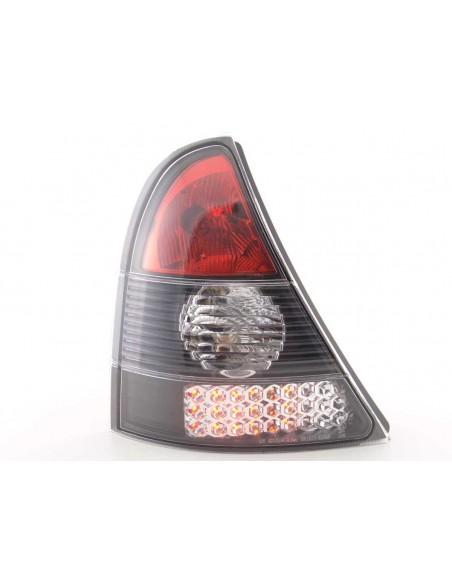 fanale posteriore a LED per Renault Clio (tipo B) anno di costr. 98-01 chiaro/rosso