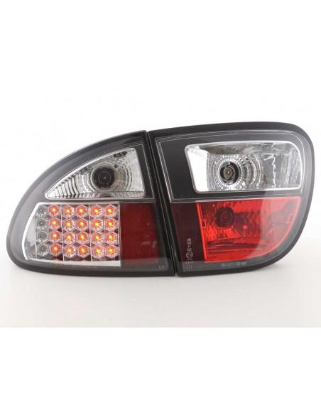 fanale posteriore a LED per Seat Leon (tipo 1M) anno di costr. 1999-2005 rosso