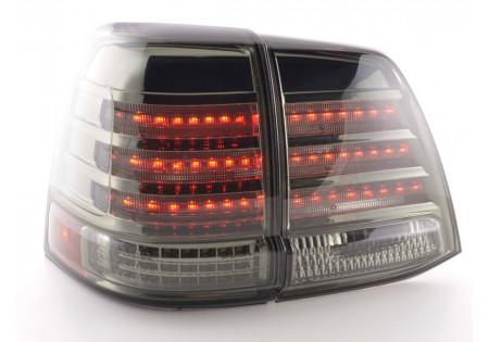 fanale posteriore a LED per Toyota Land Cruiser (tipo FJ200) anno di costr. 07-08 cromato AC-CBRLXLTY010001
