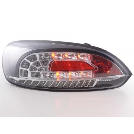 fanale posteriore a LED per VW Scirocco 3 (tipo 13) anno di costr. 08- nero