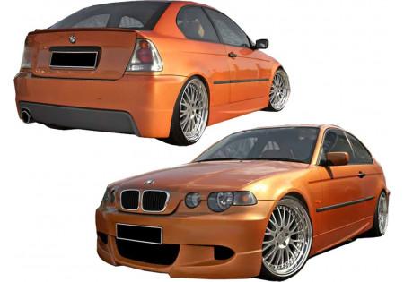 KIT ESTETICO BMW E46 COMPACT 2001 ACKIT030