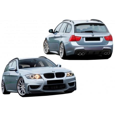 KIT ESTETICO BMW E91 FR STYLE (no fendiinebbia) ACKIT268