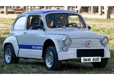 KIT ESTETICO FIAT 600 ABARTH