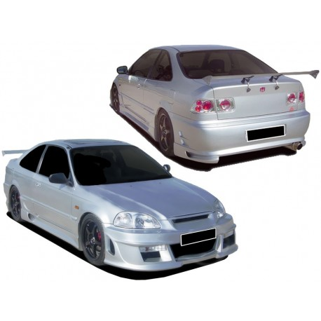 KIT ESTETICO HONDA CIVIC 96 COUPE TWISTER KIT ACKIT074