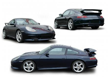 KIT ESTETICO PORSCHE 996 GT3 LOOK KIT