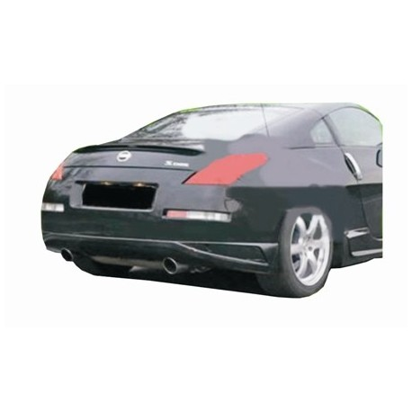 SOTTOPARAURTI POSTERIORE NISSAN 350Z ACUBR054