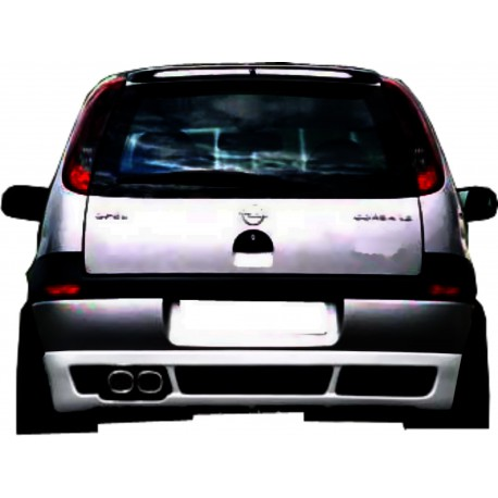 SOTTOPARAURTI POSTERIORE OPEL CORSA C RS ACUBR030