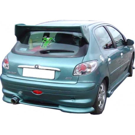 SOTTOPARAURTI POSTERIORE PEUGEOT 206 ACUBR072