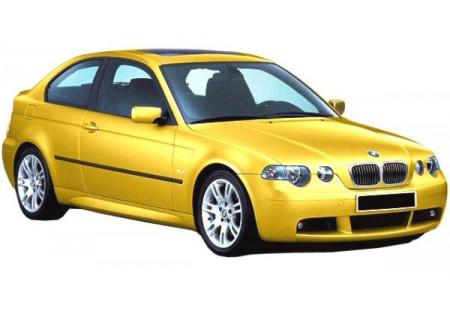 PARAURTI ANTERIORE BMW E46 COMPACT 2001 M-LOOK
