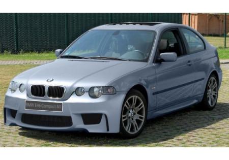 PARAURTI ANTERIORE BMW E46 COMPACT 2001 M1-LOOK