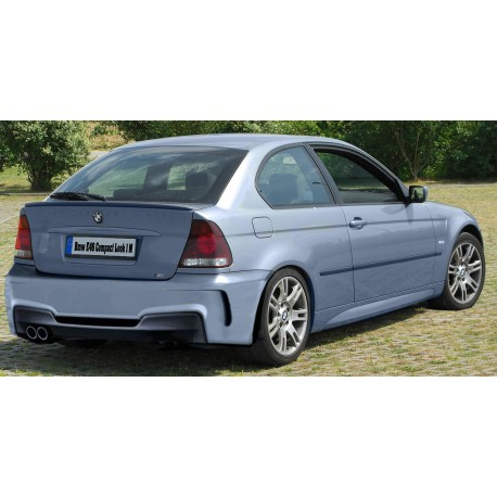 PARAURTI POSTERIORE BMW E46 COMPACT M1-LOOK ACRB498