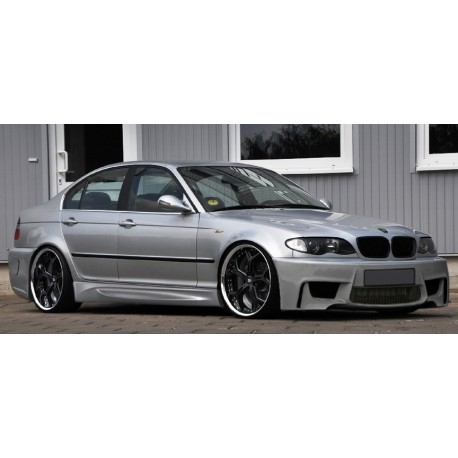 PARAURTI ANTERIORE BMW E46 M1 LOOK ACFB666
