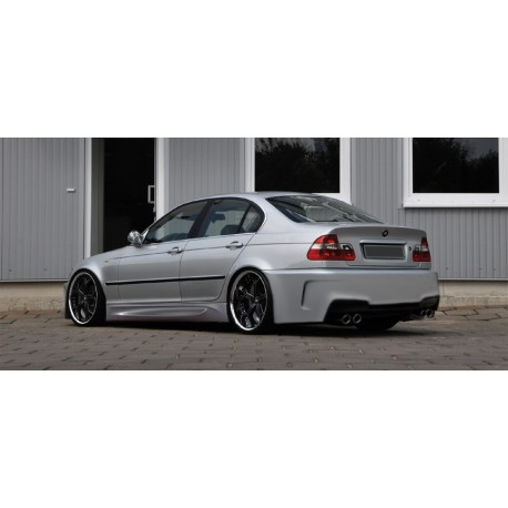 PARAURTI POSTERIORE BMW E46 M1 LOOK ACRB492