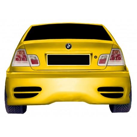 PARAURTI POSTERIORE BMW E46 COUPE SUPER SPORT CON BARRE ACRB024