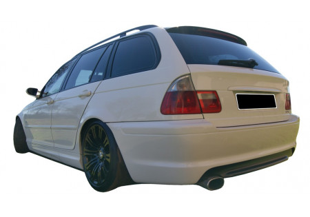 PARAURTI POSTERIORE BMW E46 TOURING M-LOOK ACRB026
