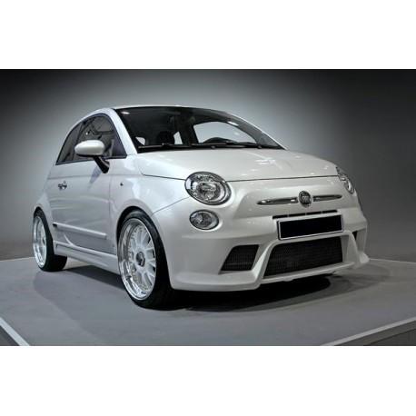 PARAURTI ANTERIORE FIAT 500 ACFB664