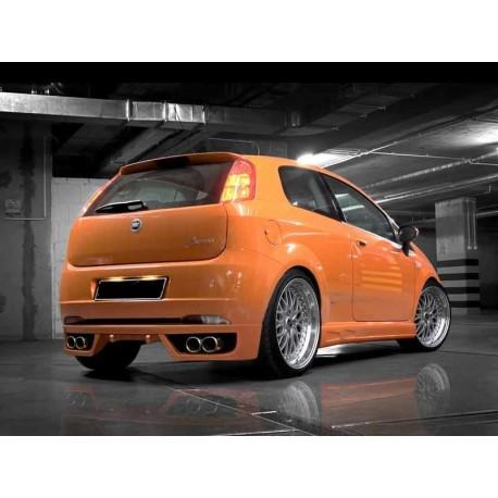 PARAURTI POSTERIORE FIAT GRANDE PUNTO 2005 ACRB462